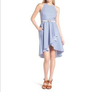 Eliza J High Low Dress size 10